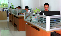 Office of Audio Equipment Factory
