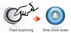 Fastest scanning