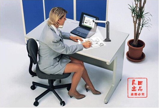 document camera S200L in office