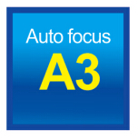auto focus A3 size