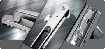 Aluminium Window and Door Hardware