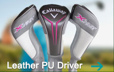 Leather PU Driver
