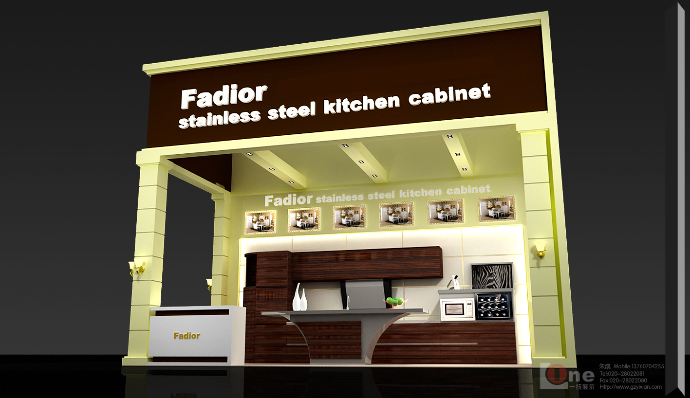 Stainless Steel Cabinets Manufacturer