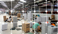 crystal mosaic tiles factory