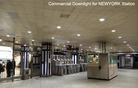 Station Commercial Downlights