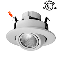 led gimbal downlight