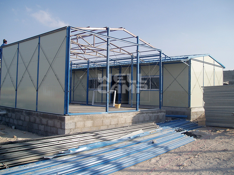 WELLCAMP, WELLCAMP prefab house, WELLCAMP container house Brand accommodation worker k12 custom prefabricated houses china price