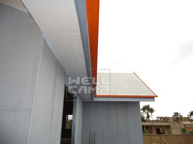WELLCAMP, WELLCAMP prefab house, WELLCAMP container house- Factory Supply Concrete Prefabricated Apa-14