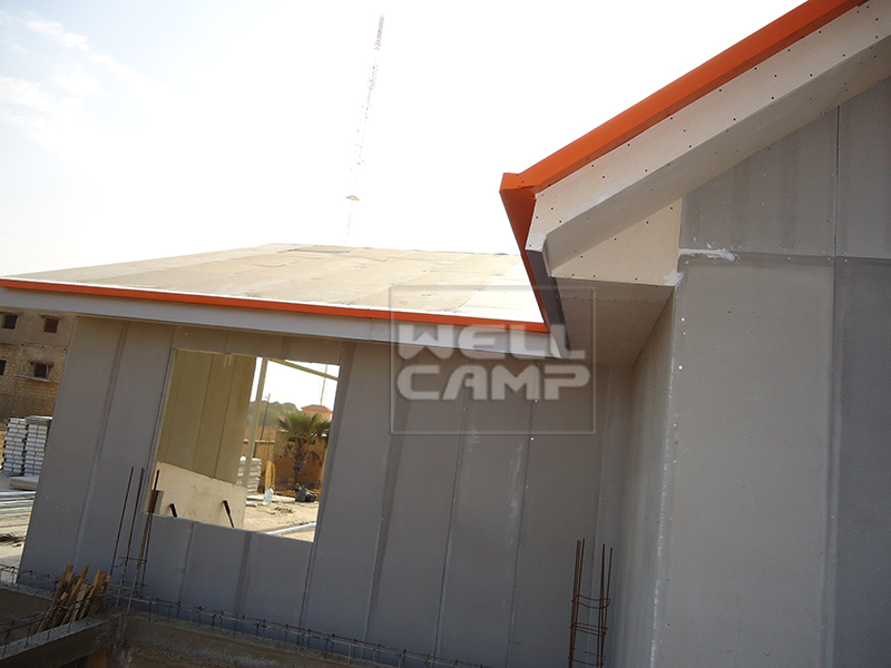 WELLCAMP, WELLCAMP prefab house, WELLCAMP container house- Factory Supply Concrete Prefabricated Apa-15