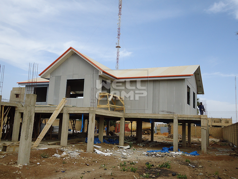 WELLCAMP, WELLCAMP prefab house, WELLCAMP container house-Best Factory Supply Concrete Prefabricated-10