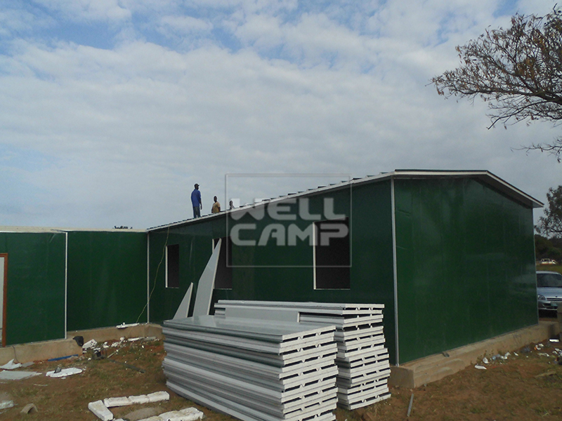 WELLCAMP, WELLCAMP prefab house, WELLCAMP container house-Factory Supply Green Prefab Houses For Off-10