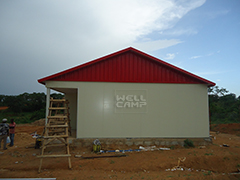 WELLCAMP, WELLCAMP prefab house, WELLCAMP container house