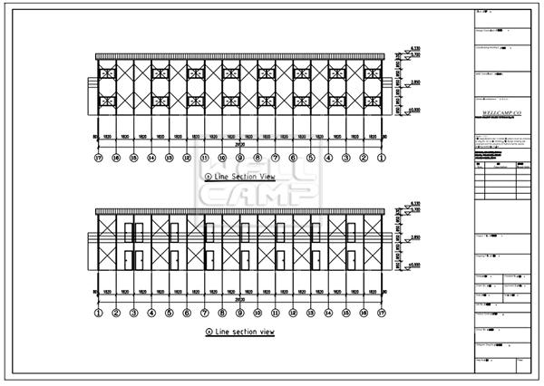 mobile k19 economic prefab houses WELLCAMP, WELLCAMP prefab house, WELLCAMP container house Brand company