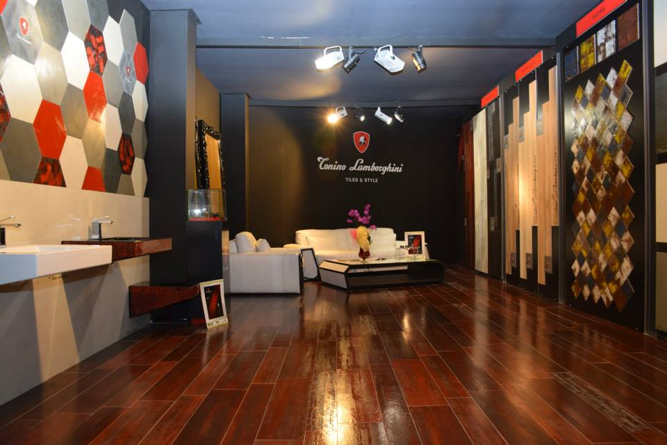 Tiling the world: Tonino Lamborghini Tiles Exclusive Agency in China ...