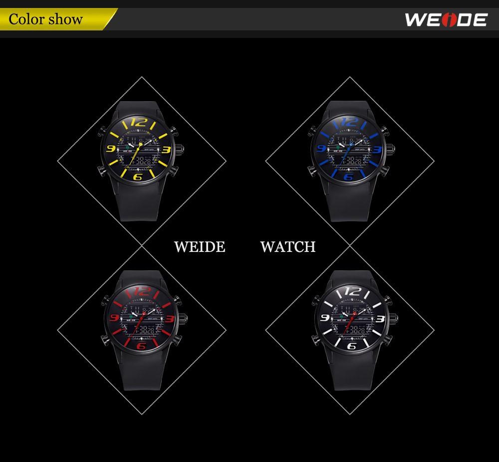 WH-3402 MIYOTA  Men Sports Watches