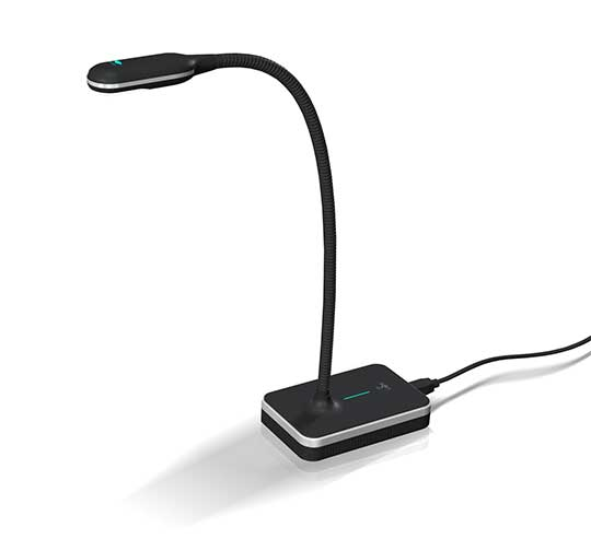 flexible document camera