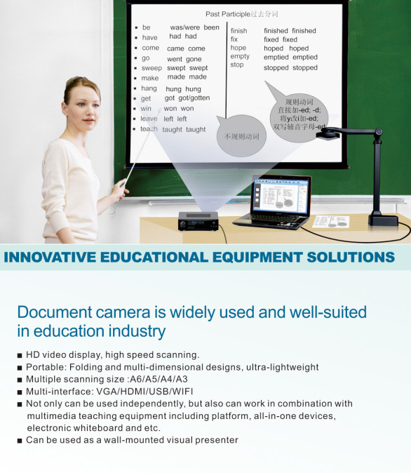 innovative educational equipment solutions