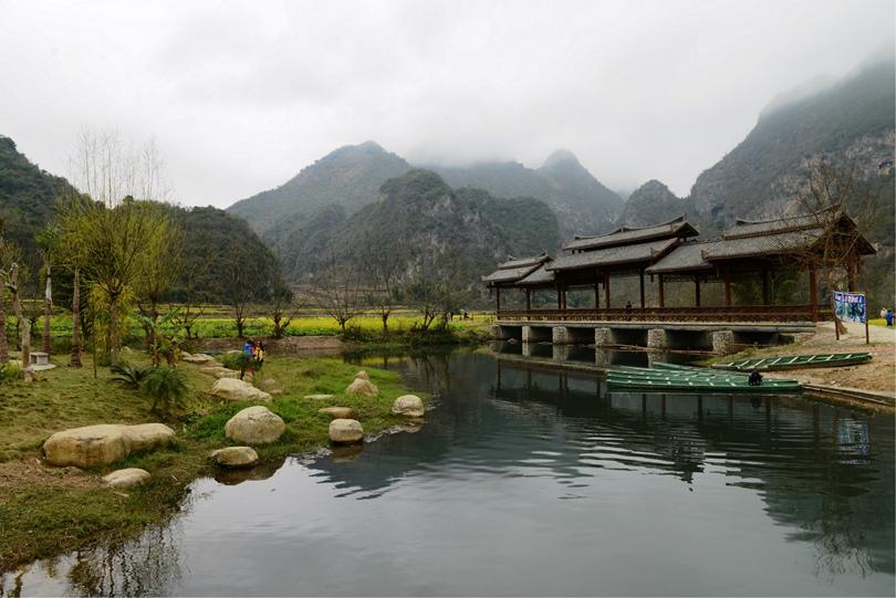 云南万峰林-普者黑-坝美-抚仙湖环线休闲摄影之旅(7天图片