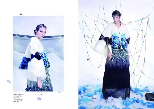 三品·设计   清华美院染服系师生荣获人物造型,国际鞋类设计大赛多个