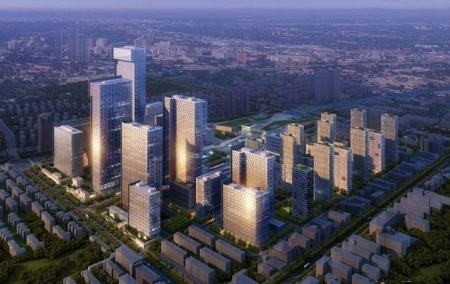 双方密切合作建设江北新区集成电路产业服务中心和