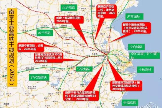 青岛到南京多少公里