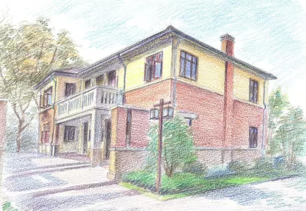 设计图分享 农村偏房两层楼设计图  泸小二,泸小二,农村小二楼设计图