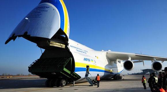 中邮航在宁新增17架货运飞机 运力提升50%