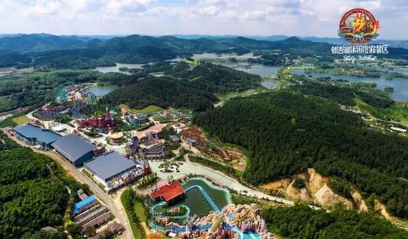 南京银杏湖休闲度假景区