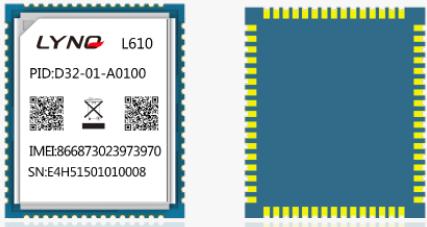 <em>阿里</em><em>云</em>IoT移柯NB-IOT<em>物</em><em>联网</em>模块LYNQ_L610