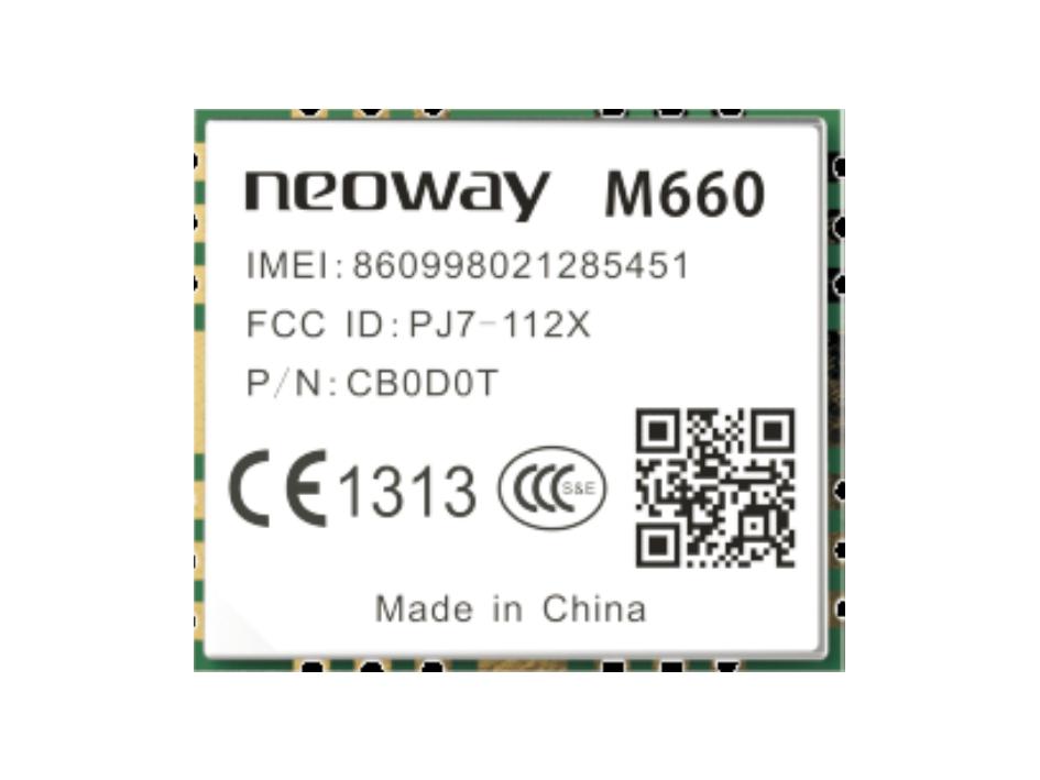 有方科技GPRS模组M660