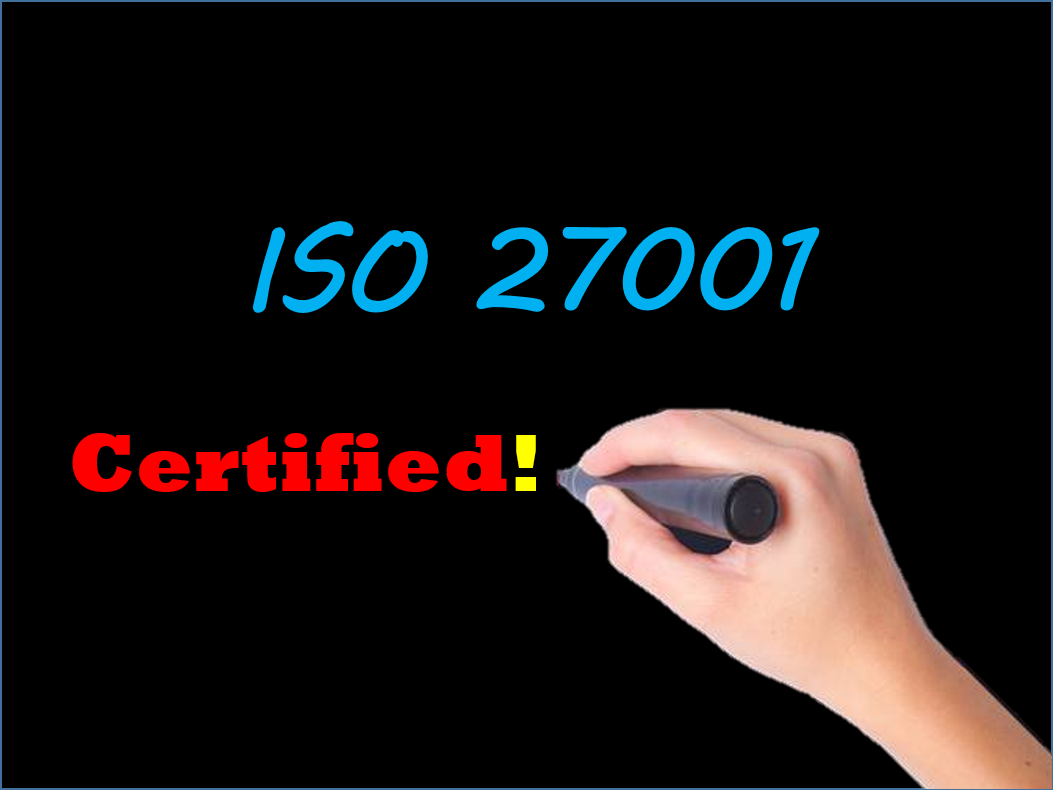 27001信息安全管理体系快速认证远程辅导咨询服务
