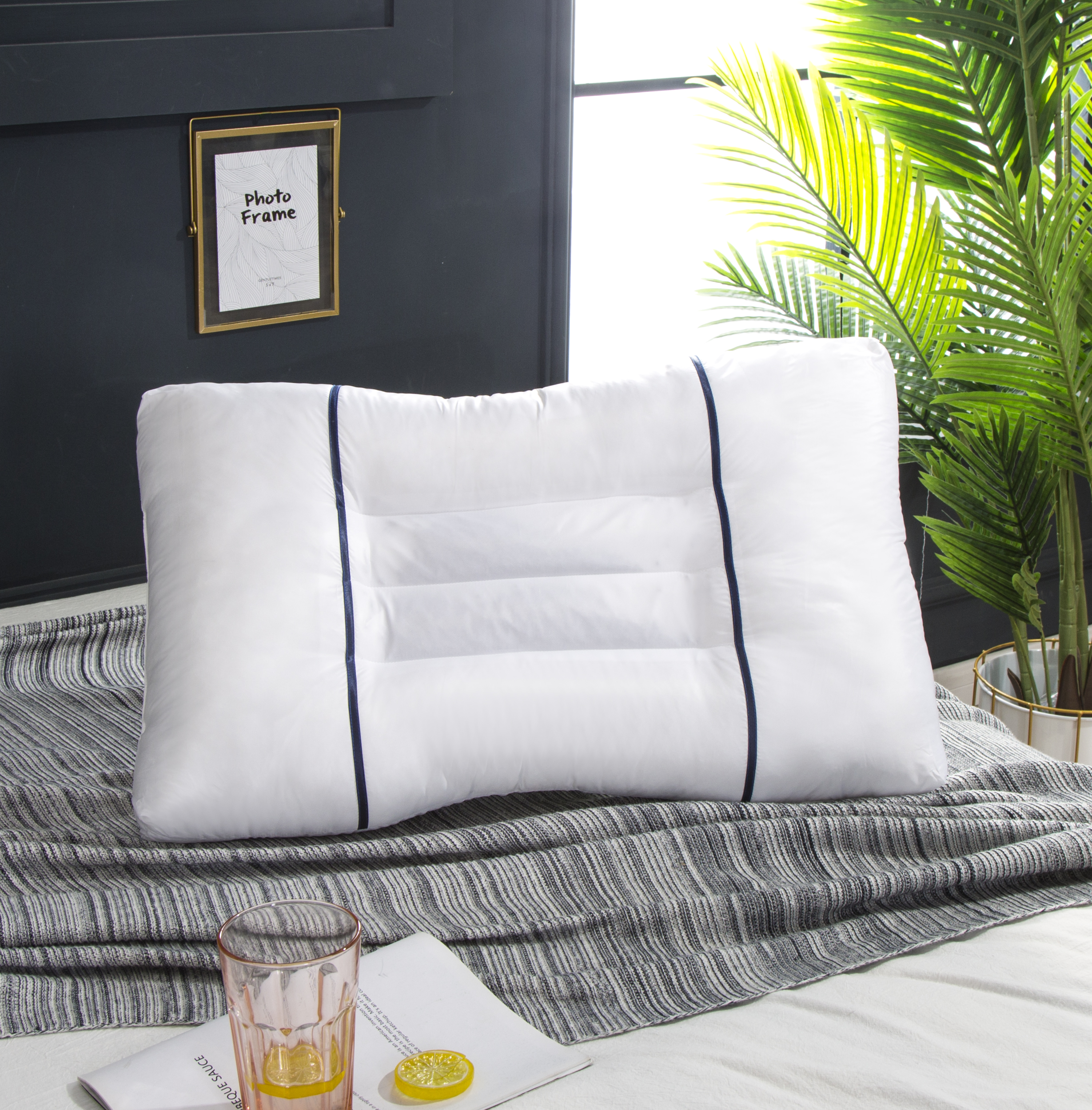 釋壓定型舒眠枕