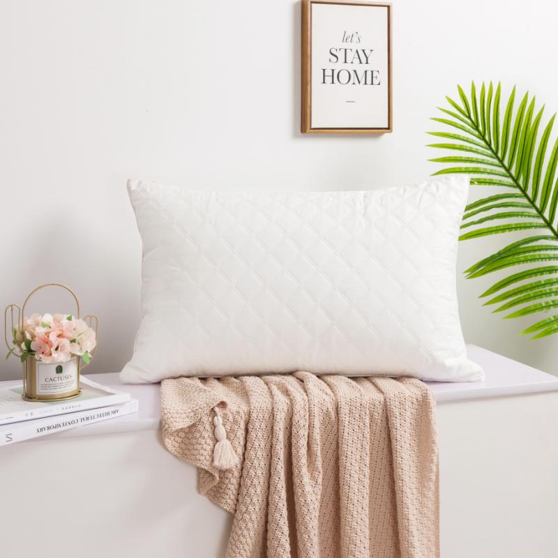 防蟎抗菌絎縫枕