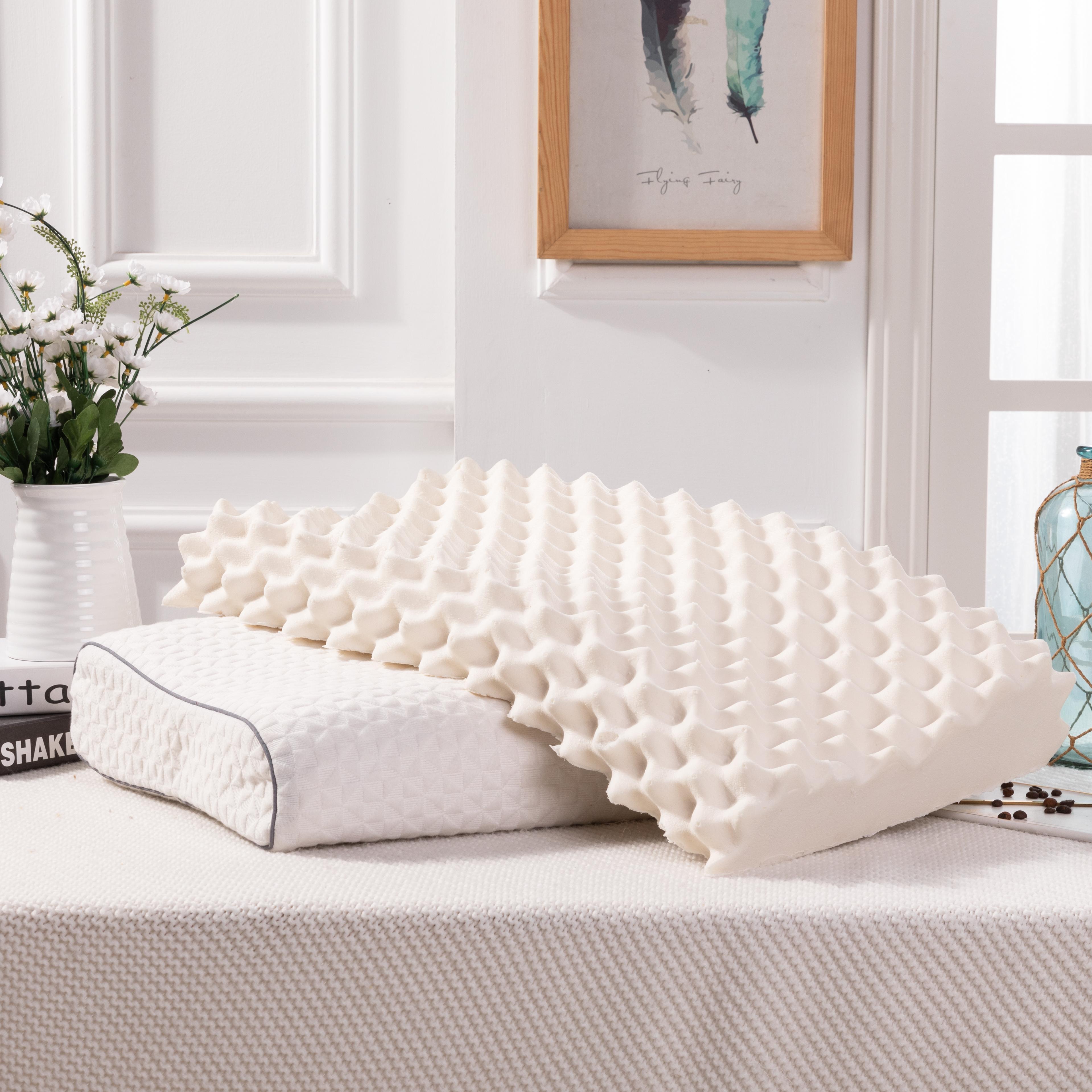 家樂天然乳膠枕(中低枕)